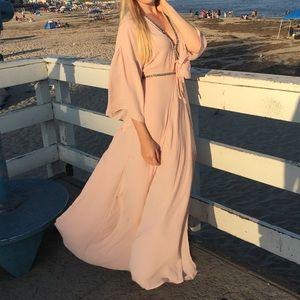 H&M maxi dress size 6